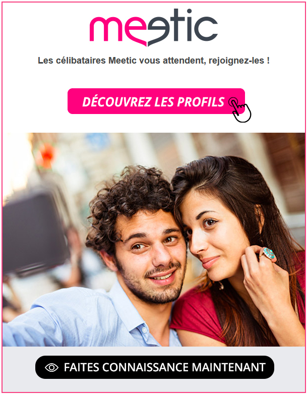 Rencontre sur le net avec Meetic Belloy-en-France